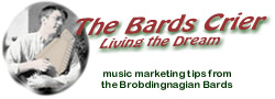 Bards Crier Music Marketing and Promotion Ezine for Unsigned Bands
